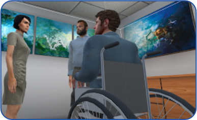 disability vr training diversity inclusion unconscious bias