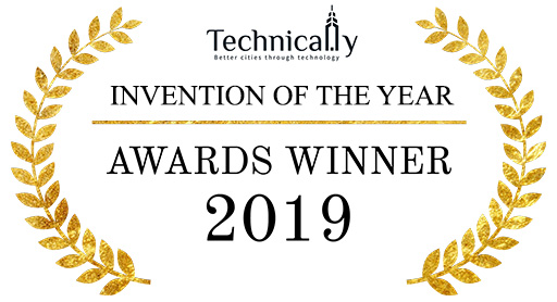 technicaly invention of the year 2019 awards to Equal Reality